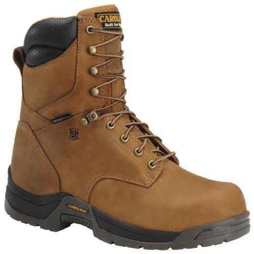 Carolina Men'S Ca8020 8 Inch Eh Wp Broad Toe Boot Copper Crazy Horse Lthr 14 ...