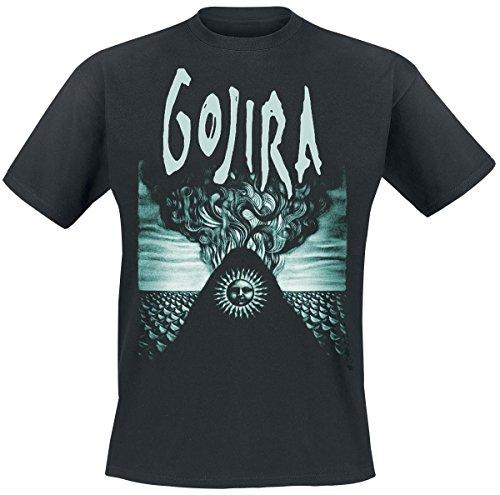 Gojira Elements T-Shirt nero L
