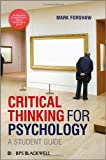 Critical Thinking for Psychology: A Student Guide