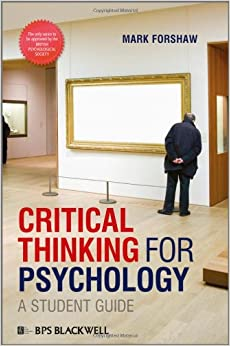 Critical Thinking in Psychology : Separating Sense from Nonsense by John Ruscio (2005, Paperback)