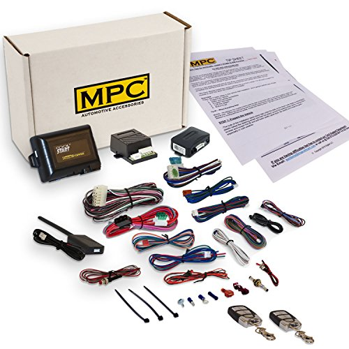 Complete Remote Start for Chevy w/Bypass & Keyless (Electric Remote Starter For Car compare prices)