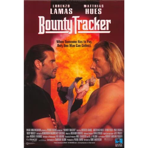 Tracker Movie Poster Bounty Tracker Movie Poster