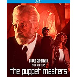 The Puppet Masters [Blu-ray]