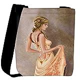 Snoogg elegant woman 2623 Womens Carry Around Cross Body Tote Handbag Sling Bags