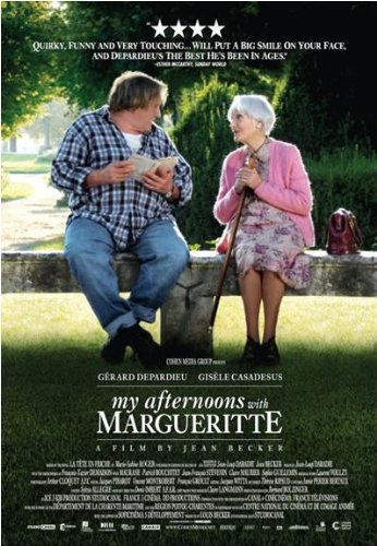 My Afternoons with Margueritte [Blu-ray]