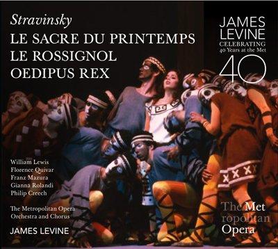 stravinsky - Stravinsky: opéras et autres oeuvres pour voix et orchestre 517dtxv9ZML