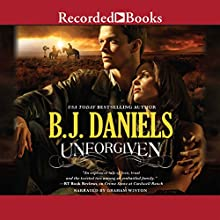 Unforgiven: Beartooth, Montana Book 1 (       UNABRIDGED) by B. J. Daniels Narrated by Graham Winton