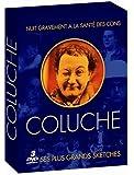 Coluche : Ses plus grands sketches - Coffret 3 DVD