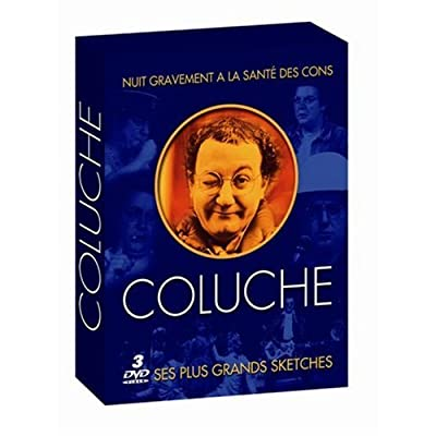 Coluche TRACKERSURFER Ses plus grands sketches   3 DVDrip french preview 0