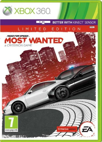 Need For Speed Most Wanted - Limited Edition (Xbox 360)