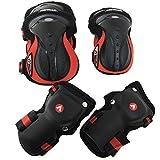Airwalk Skate Protection 3 Pack Black Large