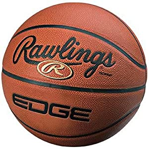 Edge Ladies Composite Leather Indoor Basketball from Rawlings by Rawlings