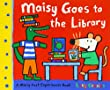 Maisy Mouse 10 books Collection: Maisy Goes to Nursery / Maisy Goes on Holiday / Maisy Goes to Hospital / Christmas Eve / Goes to the City / Goes on a ... and the Wobbly Tooth / Goes to the Museum