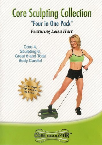 Core Sculpting Collection [Four in One Pack]