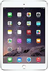 Apple iPad Mini 3 (Silver, 16GB, WiFi)