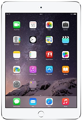 iPad Mini 3 with Retina Display Wi‑Fi and Cellular, 128 GB Space Grey
