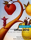img - for Microsoft Office 2010: Introductory (Microsoft Office 2010 Print Solutions) 1st edition by Pasewark/Pasewark, Romer, Robin M., Evans, Jessica, Pinard, (2010) Hardcover book / textbook / text book