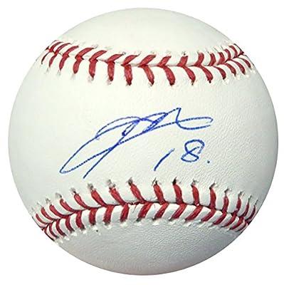 Kenta Maeda Autographed Official MLB Baseball Los Angeles Dodgers MLB Holo