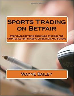 Betfair horse trading strategies