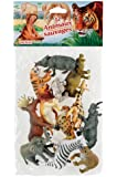 Cofalu Kim'Play - Figurine - Animal - 12 X Animaux Sauvages