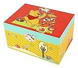 "Caja de música Trousselier S50100 - Disney motivo de ""Winnie the Pooh"" serie compacta (cajas de música, cajas de música, relojes musicales), el regalo ideal"