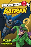 img - for Batman Classic: Batman versus the Riddler (I Can Read Book 2) book / textbook / text book