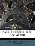 img - for Vorlesungen  ber geometrie (German Edition) book / textbook / text book