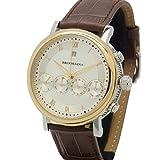 ブルッキアーナ BROOKIANA 腕時計 自動巻き4連マルチカレンダー BA1664-SVGP