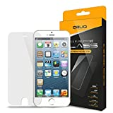 "iPhone 6 Plus Screen Protector, Obliq [Tempered Glass Protection] iPhone 6 {5.5""} Screen Protector [0.33T] [Zeiss Pure Glass] - Premium Japanese Glass Film - Verizon, AT&T, Sprint, T-Mobile, International, and Unlocked - Case for Apple iPhone 6 Plus 5.5 Inch Late 2014 Model"