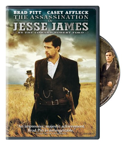 Cover art for  The Assassination of Jesse James by the Coward Robert Ford