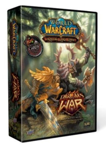 Upper Deck World of Warcraft Drums of War PVP - Battle Decks - 1