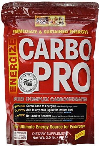 Sportquest CARBO-PRO Bag Energy Drink Powder, 2 pounds (Pro Energy compare prices)
