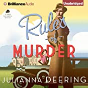 Rules of Murder: Drew Farthering, Book 1 | [Julianna Deering]