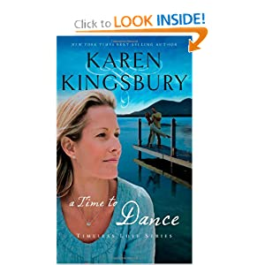 """A Time to Dance"" by Karen Kingsbury :Book Review"