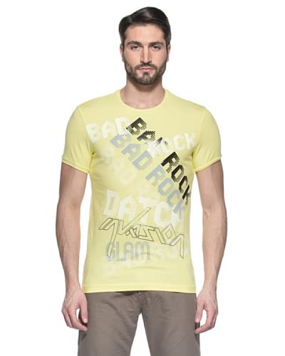 Datch Camiseta Theo Amarillo
