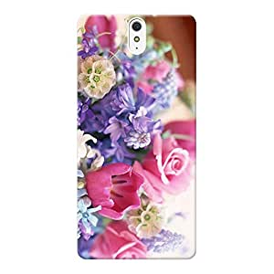 Inkif Printed Designer Case Mobile Back Cover For Sony Xperia C5 Ultra