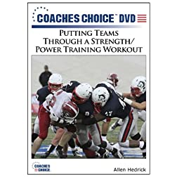 Putting Teams Through a Strength/ Power Training Workout