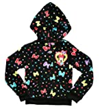 Minnie Mouse Girls 4-8 Fleece Hoodie Jacket