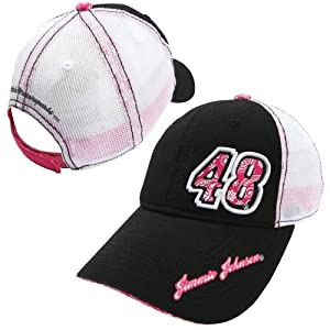 JIMMIE JOHNSON #48 2014 LADIES DOWNFORCE HAT by Chase Authentics