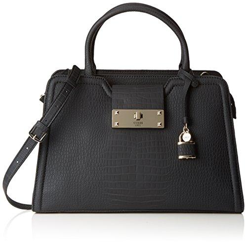 guess-tasche-kyra-satchel-black