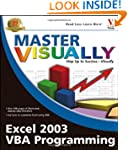 Master Visually Excel 2003 VBA Progra...