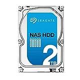 Seagate シーゲイト 内蔵ハードディスク NAS 2TB (3.5インチ / SATA 6Gb/s / 5900rpm / 64MB / 3年保証 ) 正規輸入品 ST2000VN000
