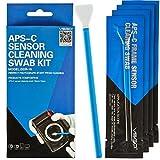 VSGO Professional Camera Sensor Cleaning Kit APS-C DSLR Sensor Cleaning Swabs For SLR Digital Cameras Cleaning