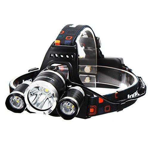 InnoGear 5000 Lumen Bright Headlight Headlamp