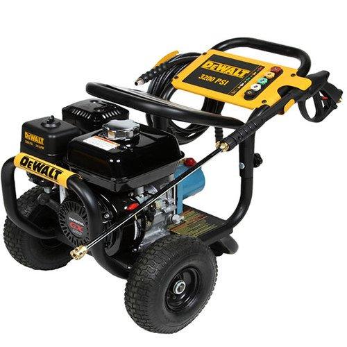 DeWalt-Pressure-Washer-3200-PSI-CAT-Pump-GX200-Honda-Engine