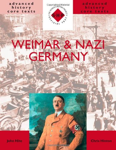 nazi germany and weimar republic This nazi germany timeline includes critical dates that led to the rise and fall of the third reich weimar republic declared german workers' party.