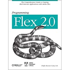 Flex 2 - Programming (OReilly) book