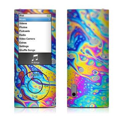 World of Soap Design Decal Sticker for Apple iPod Nano 5G (5th Generation)