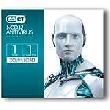 Eset NOD32 Antivirus (2014) | PC | 1 user | 1 year | digital download [Download]
