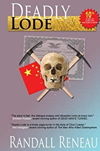 (FREE on 11/7) Deadly Lode by Randall Reneau - http://eBooksHabit.com